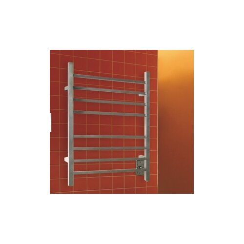 WarmlyYours Sierra Section Square Towel Warmer