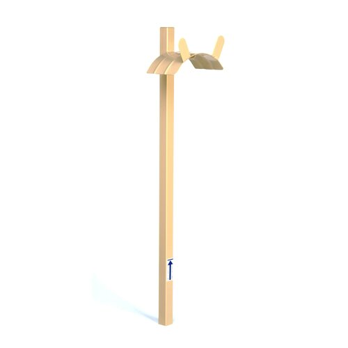 Liberty Garden Steel Basic Hose Stand