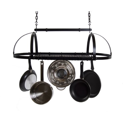 Advantage Components Premier Expandable Oval Pot Rack