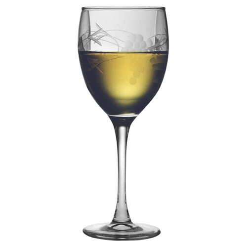 Susquehanna Glass White Wine Glass