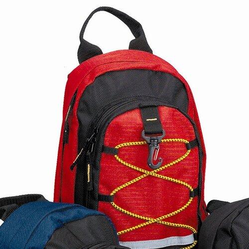 Slim Vertical Backpack