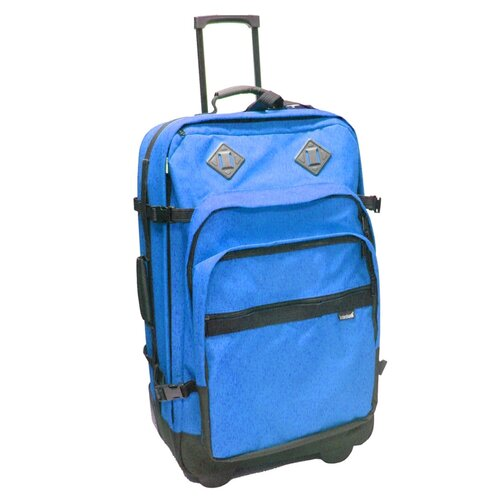 """Preferred Nation Outdoor Gear 27.5"""" Upright Suitcase"""