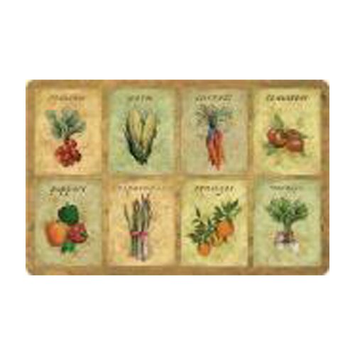 Cushion Comfort Veggie Panels Mat