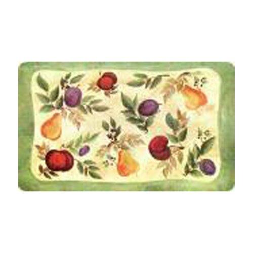 BuyMATS Inc. Cushion Comfort Napa Fruit Mat