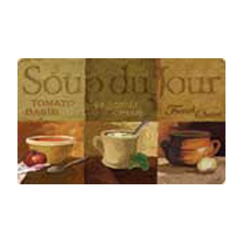Cushion Comfort Soup du Jour Mat