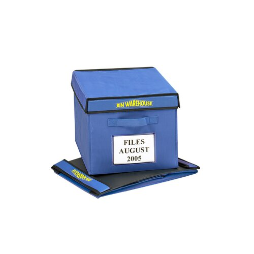 Bin Warehouse 9 Gallon Fold-A-Tote