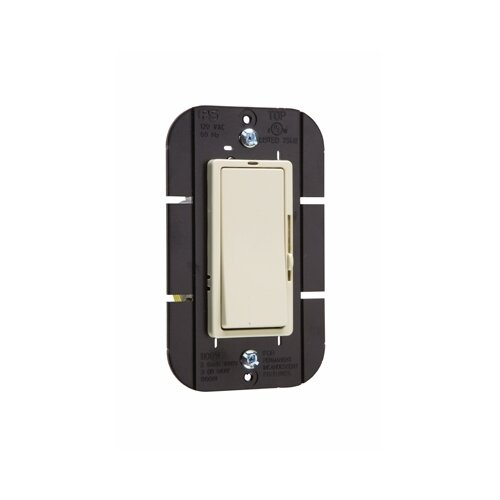 Legrand Harmony Decorator Single Pole/Three Way Dimmer in Ivory