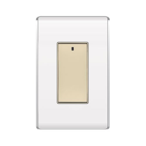Legrand 600W Decorator Radio Frequency Universal Dimmer in Ivory