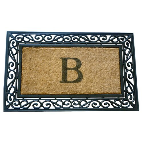 Geo Crafts, Inc Tuffcor with Patterned Border Mat