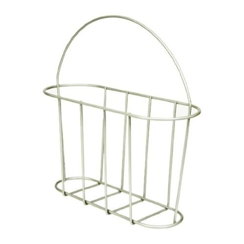 Magazine Rack with Handle