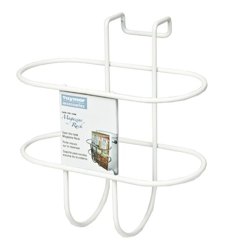 Toilet Tank Magazine Rack