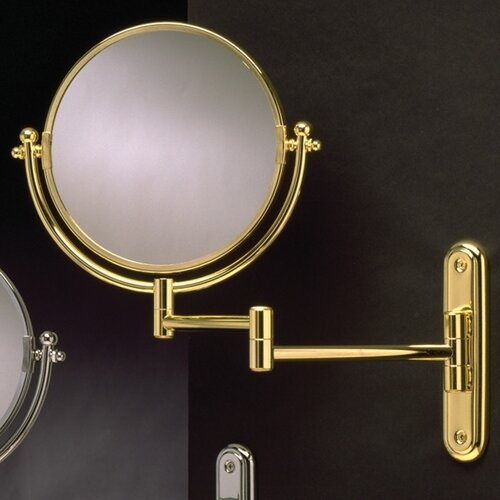 Wall Mount Swinging Arm Mirror
