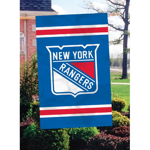 The Party Animal, Inc NHL Appliqué House Flag