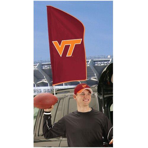 NCAA Tailgate Vertical Flag