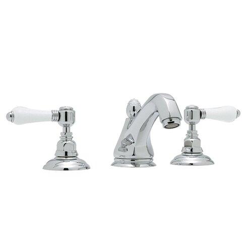 Moen Eva Double Handle Widespread Bathroom Faucet