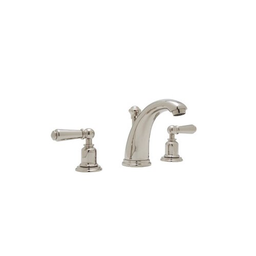 Rohl Perrin And Rowe Widespread Bathroom Faucet with Levers Handle