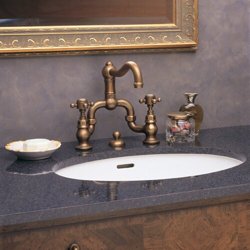 Country Bath Centerset Acqui Faucet With Levers Handle