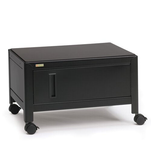 Bretford Manufacturing Inc Printer Stand with Cabinet and Door