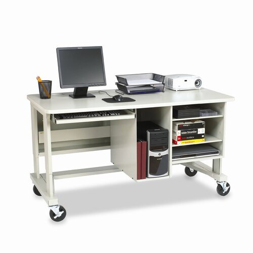 Bretford Manufacturing Inc Adjustable Multimedia Workstation/Teacher Station