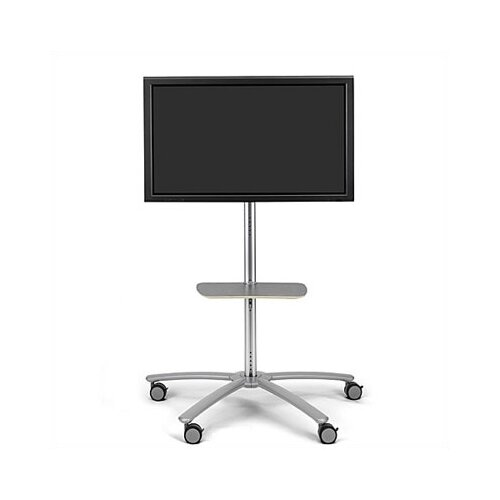 "Bretford Manufacturing Inc Freestanding Flat Panel Cart (30"" - 60"" Screens)"