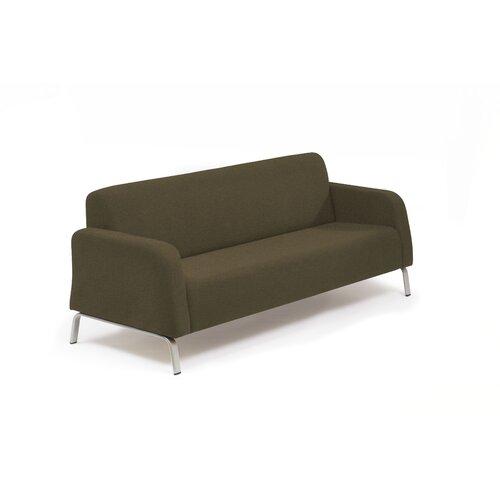 Bretford Manufacturing Inc Motiv Two Seat Arm Sofa