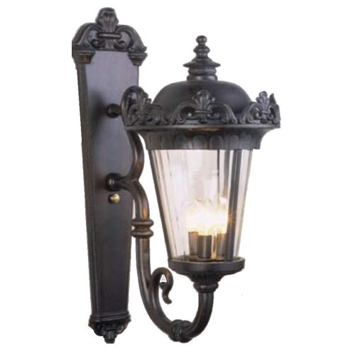 Melissa Lighting Parisian PE3900 Series Wall Lantern