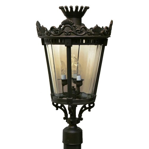 "Melissa Lighting Tuscany TC4350 Series 22"" Post Lantern"