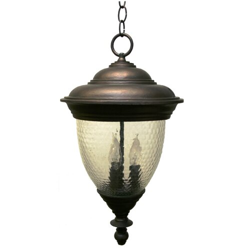 Melissa Lighting Tuscany TC3700 Series 4 Light Hanging Lantern