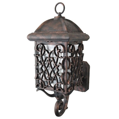 Melissa Lighting Americana Beddo Series Wall Lantern