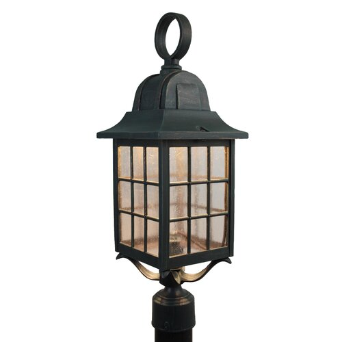 Kiss Series LED Outdoor Wall Lantern Wayfair Supply