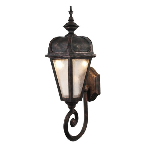 Melissa Lighting Kiss Series 1 Light Outdoor Wall Lighting