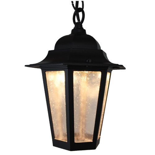 Melissa Lighting Kiss Series 1 Light Outdoor Hanging Lighting