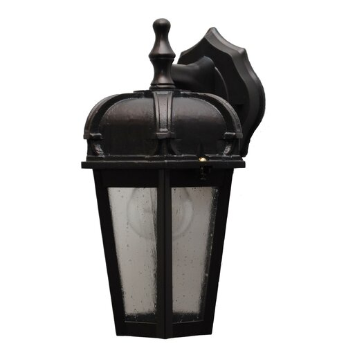 Melissa Lighting Kiss Series 1 Light Outdoor Wall Lantern