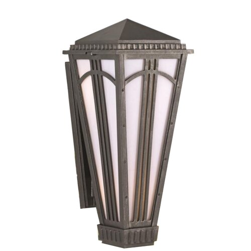 Melissa Lighting Parisian PE4400 Series Semi Flush Wall Brackets Wall Lantern