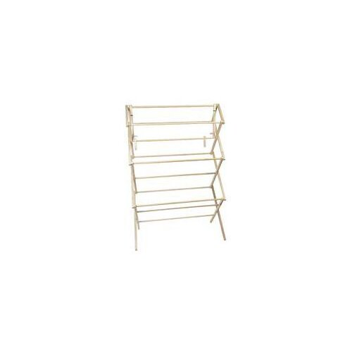Wood Clothes Dryer Rack