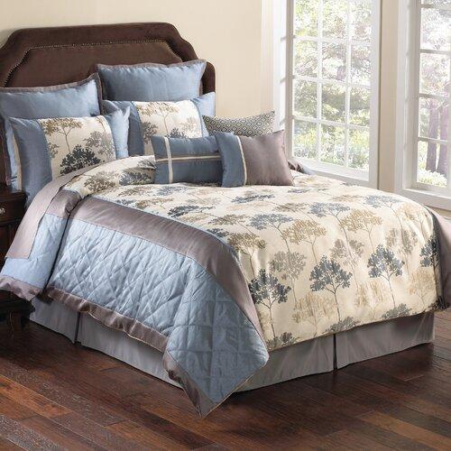 Hallmart Collectibles Peaceful Forest Comforter Set