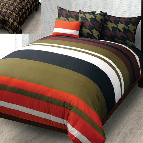 Military Stripe Comforter Set