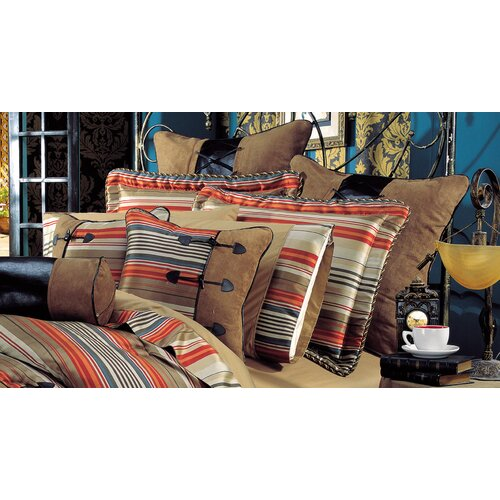 Hallmart Collectibles Siesta 10 Piece King Comforter Set