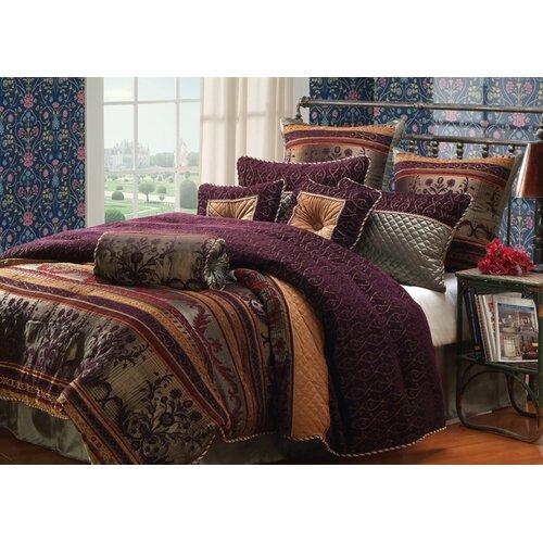 Petra 9 Piece Queen Comforter Set