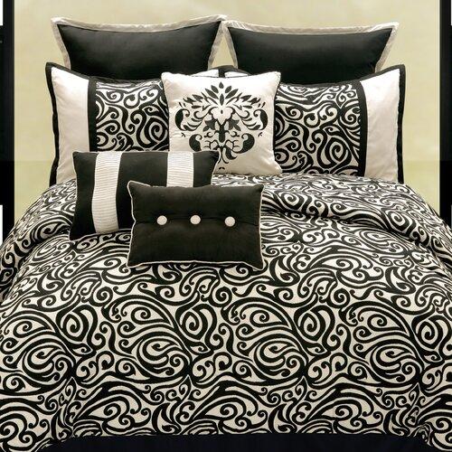Carrington Comforter Set