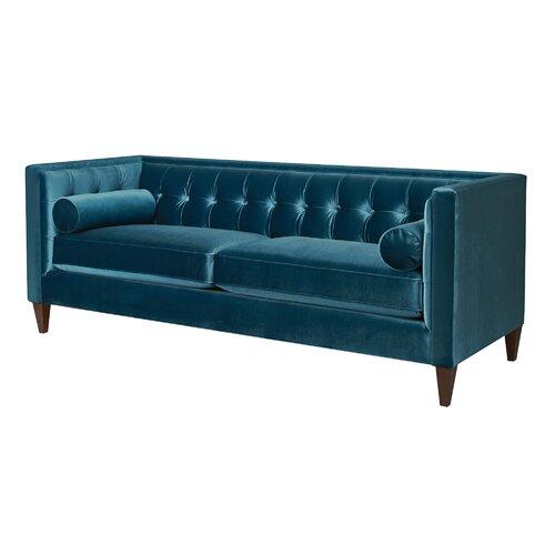 Jennifer Taylor Fusion Tufted Sofa Reviews Wayfair
