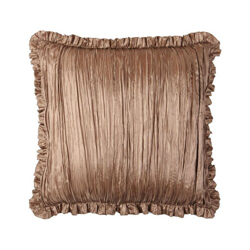 Swanson Pillow with Pleated Fringes
