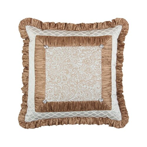 Jennifer Taylor Swanson Pillow with Buttons