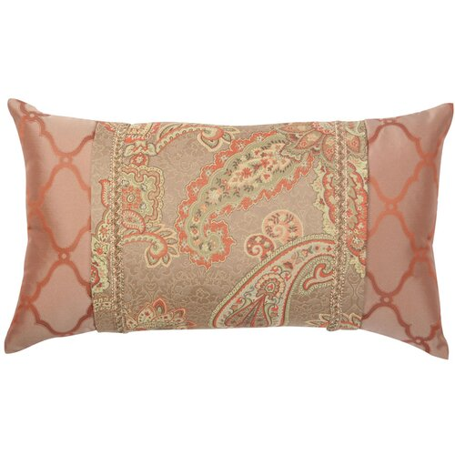 Jennifer Taylor Alamosa Synthetic Pillow with Braid