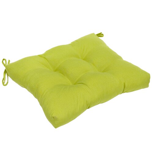 Rectangular Outdoor Dining Cushion