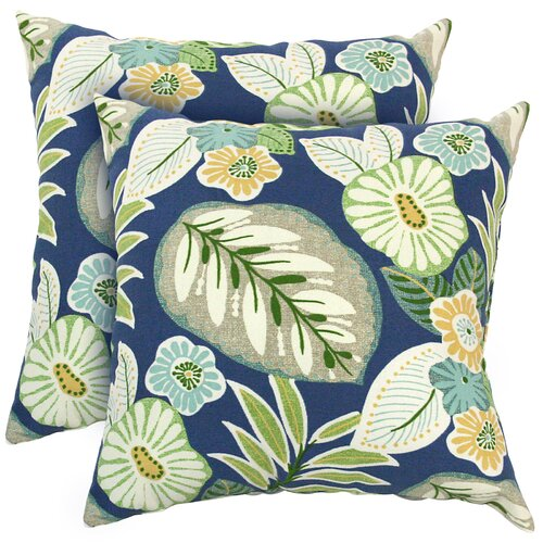 Marlow Outdoor Accent Pillows (Set of 2)