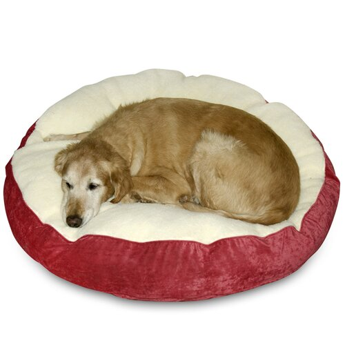 Scout Deluxe Round Dog Pillow