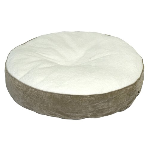 Happy Hounds Scout Deluxe Round Dog Pillow