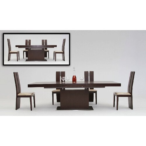 VIG Zenith Extendable Dining Table amp Reviews Wayfair : VIG Furniture Zenith Extendable Dining Table from wayfair.com size 500 x 500 jpeg 21kB