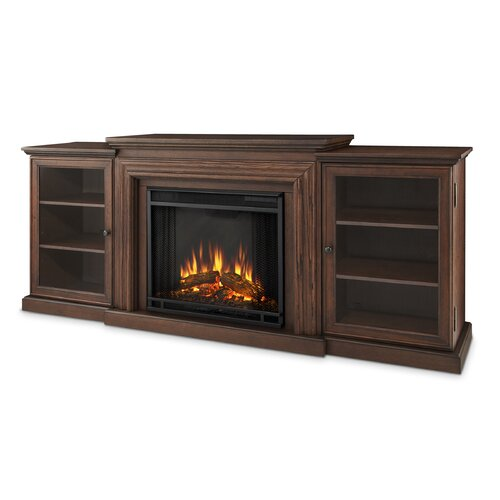 Frederick Entertainment Center Electric Fireplace